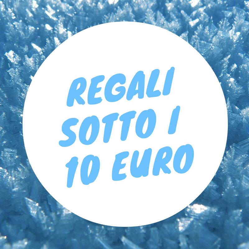 Regali Di Natale Sotto 10 Euro.10 Regali Di Natale Sotto I 10