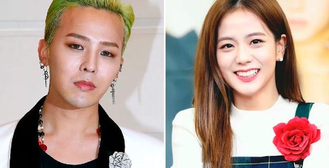 Jisoo, de BLACKPINK, contó la vez que le dio a G-Dragon su primera sonrisa del día