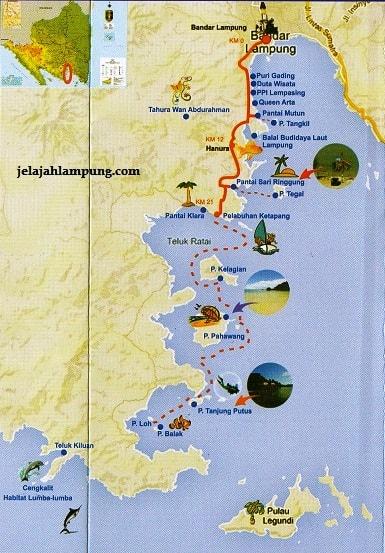 peta pantai mutun