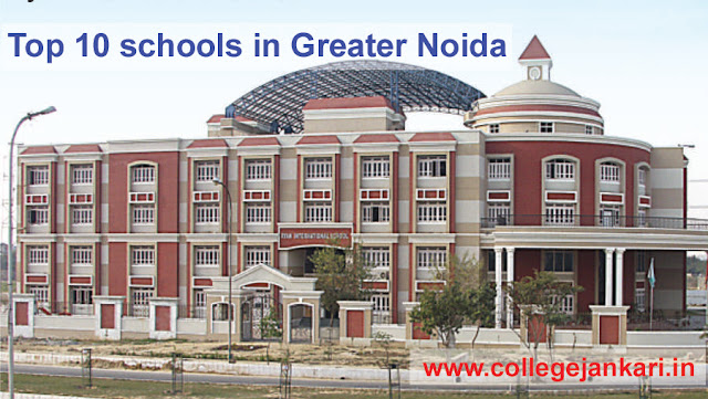 Top 10 schools in Greater Noida - List of top 10 CBSE Schools in Greater Noida