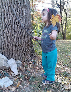 ecofreindly kid activities nature hike mystery bags