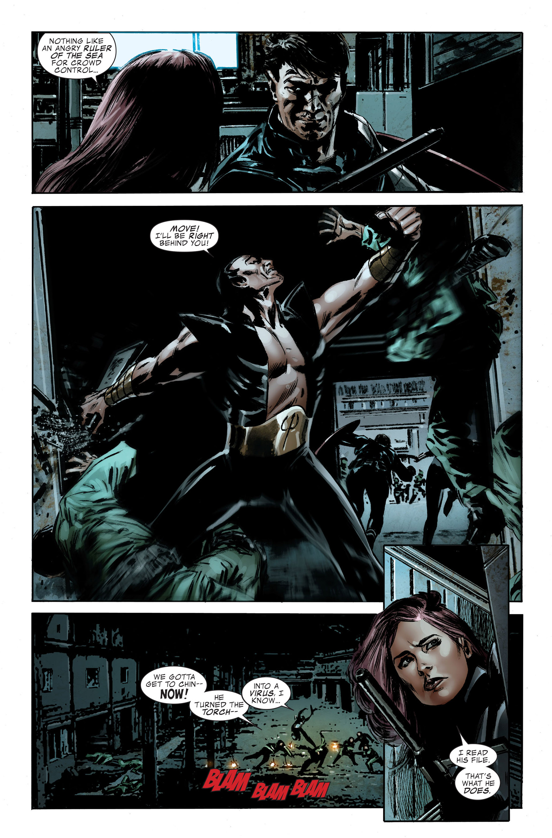 Read online Captain America (2005) comic -  Issue #48 - 12