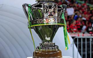 Definidos confrontos dos clubes sergipanos na Copa do Brasil de 2019