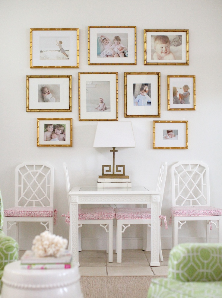 Chinoiserie Chic The Pretty Gallery Wall 2