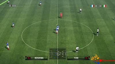 скачать игру Pes 2010 на компьютер бесплатно через торрент - фото 9