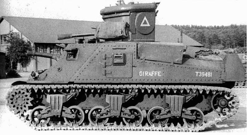 TAKOM 1//35 2116 U S Army M3 Grant CDL