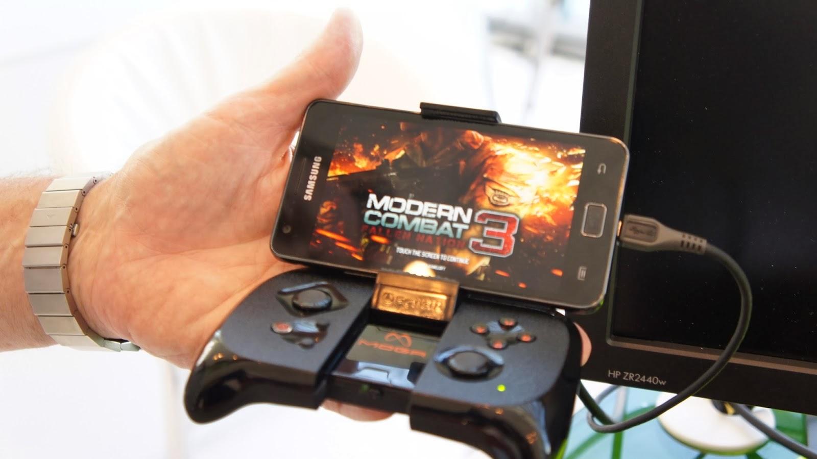 Cara Mudah Bermain Game dengan Stick PS3 pada Smartphone Android