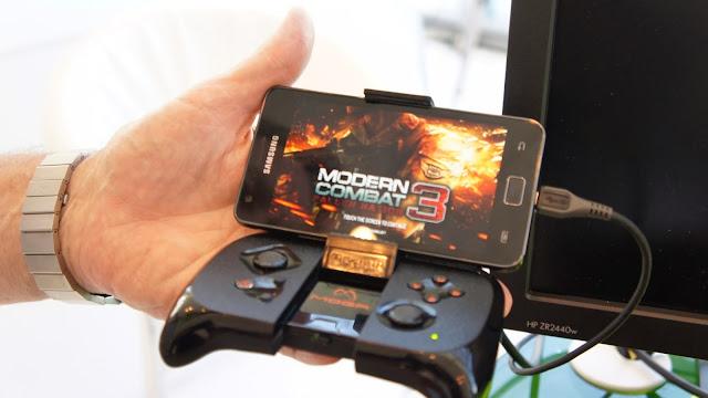 Cara Main Game dengan Stick PS3 pada Smartphone Android