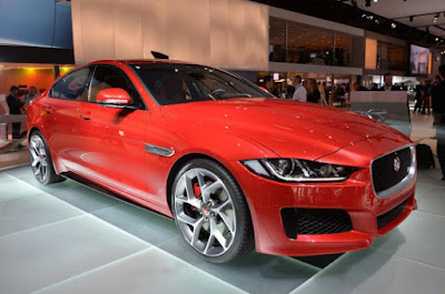 2016 Jaguar XE Car HD Image