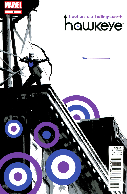 Hawkeye (2012) 1 Page 1