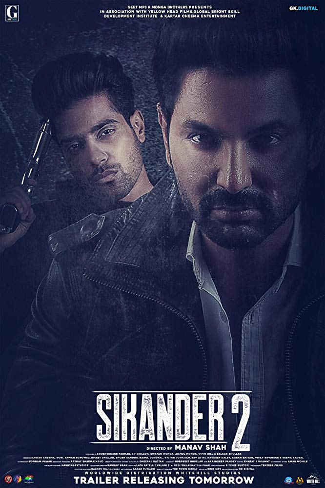Sikander 2 2019 Punjabi Movie 720p DVDScr 1.2GB Free Download