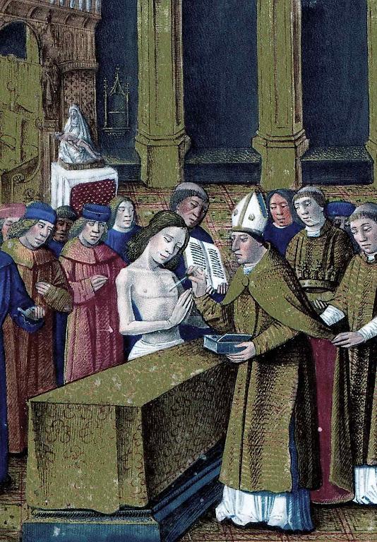 Sagração real de Balduíno IV