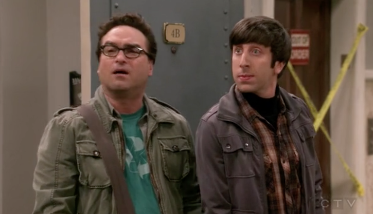 "The Big Bang Theory - The Tesla Recoil - Review: ""Shady Scientists"""