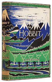 Primera edición de El Hobbit