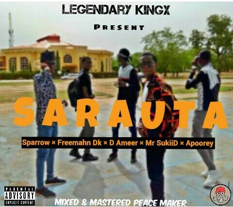 [Music] SOFT-SARAUTA Ft SukiiD x Dk x  Dameer x Apoorey