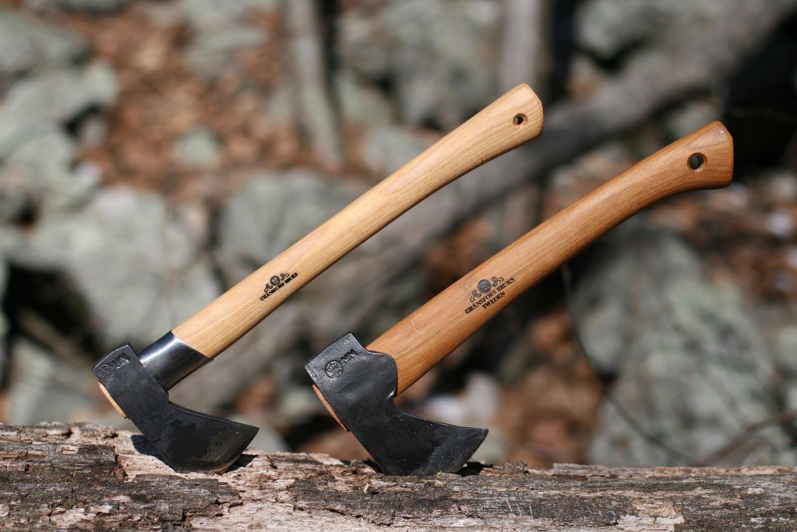 Wood Trekker: Grasfors Bruks Outdoor Axe Review