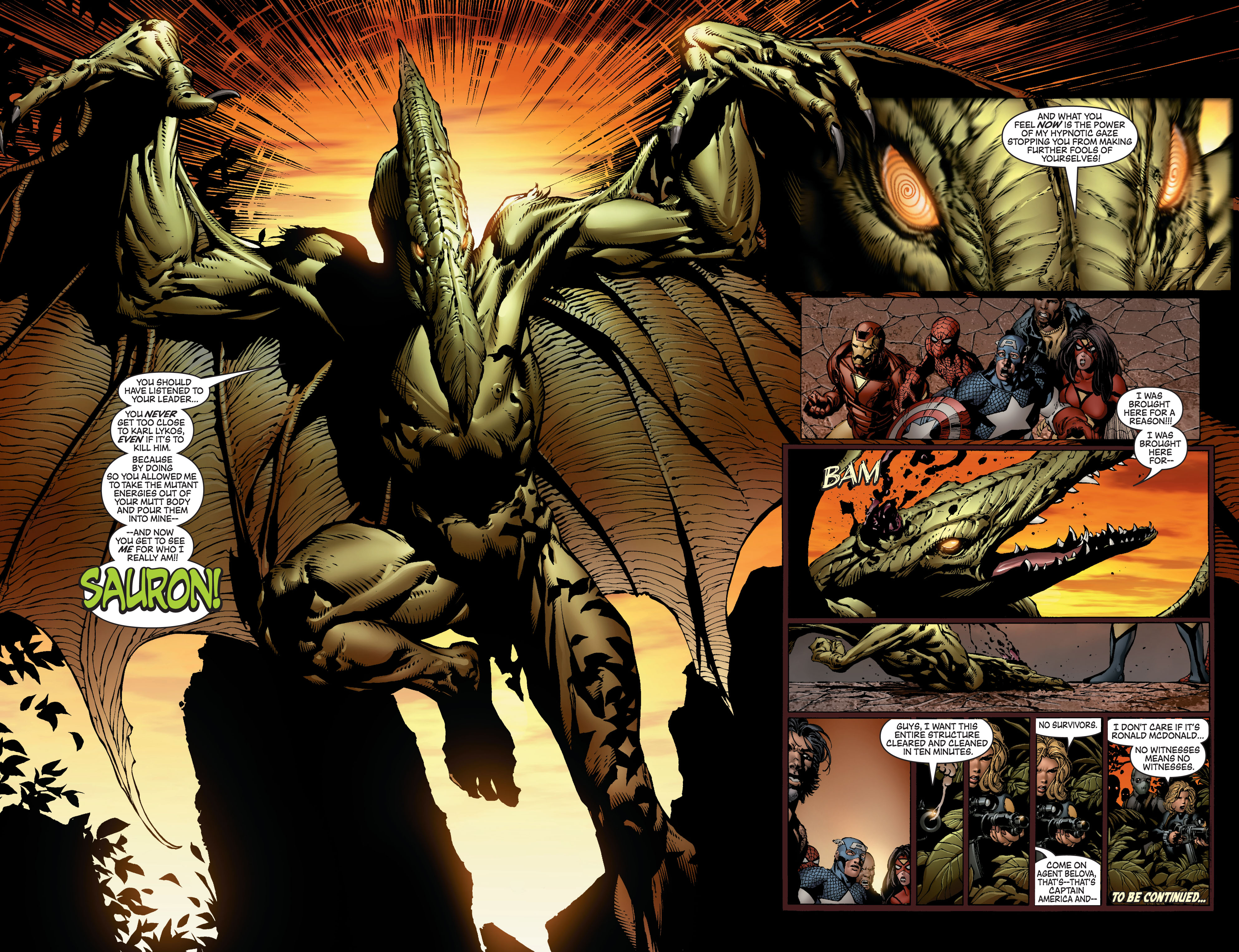 New Avengers (2005) issue 5 - Page 19
