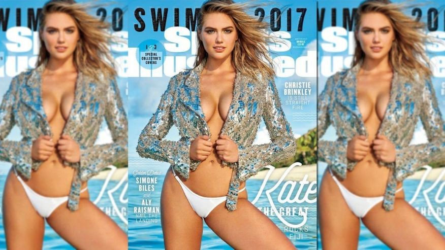 Kate Upton Unveils Festive Look for July 4th Weekend