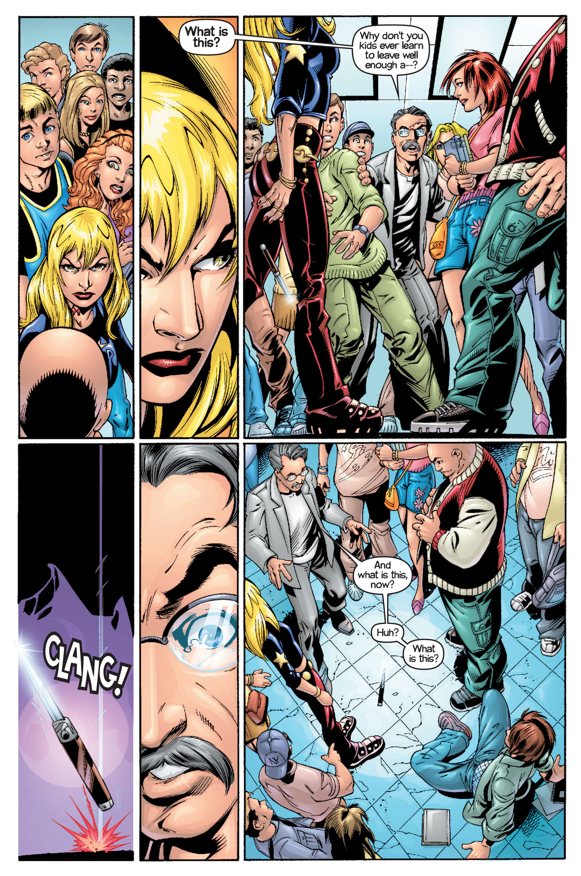 Read online Ultimate Spider-Man (2000) comic -  Issue #15 - 12
