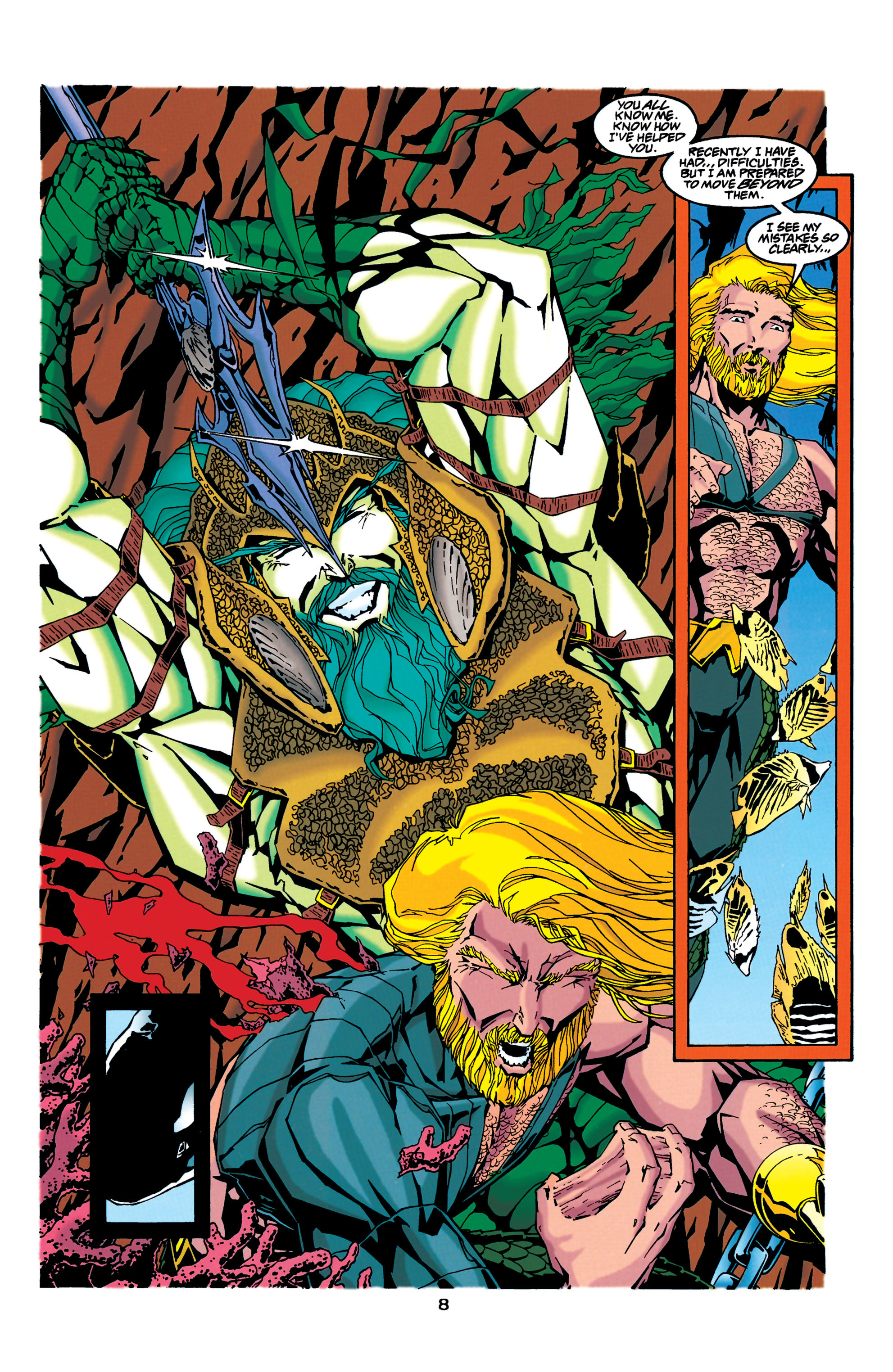 Read online Aquaman (1994) comic -  Issue #34 - 7