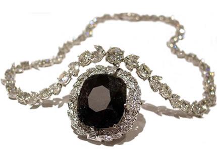 perhiasan Black Orlov perhiasan yang di percaya mengandung kutukan