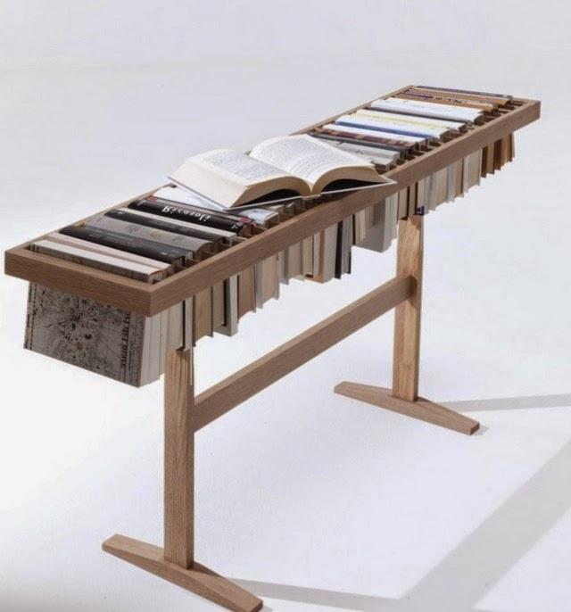 Столик книжный своими руками