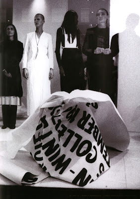 Maison Martin Margiela - A/W 1994 - Photo Nick Tupin
