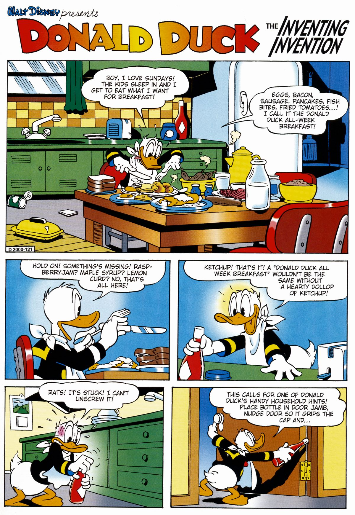 Read online Uncle Scrooge (1953) comic -  Issue #327 - 21