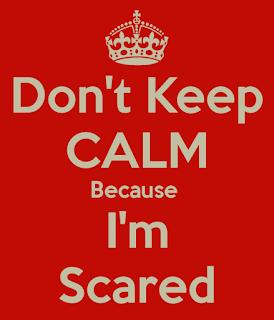 tính từ mô tả sự sợ hãi