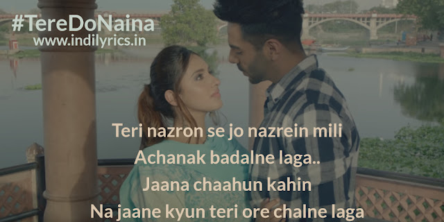 Tere Do Naina | Ankit Tiwari | Song Lyrics with English Translation and Real Meaning Explanation | Gourav-Roshin, Danish Iqbal | Aparshakti & Akanksha