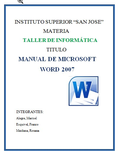 best como hacer una portada en word formal image collection