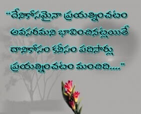 Best Telugu Quotes