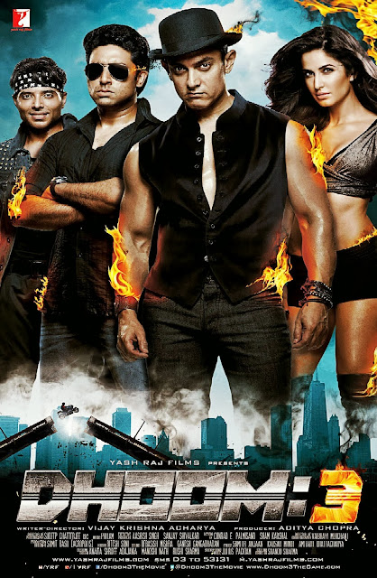 Dhoom 3 (2013) Full Bollywood Movie Watch Online