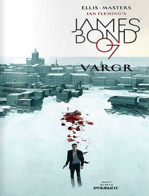James Bond - Dynamite (Vargr 2015) - Issue 1