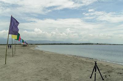 Kiteboarding Venue Puro Pinget Island Magsingal Ilocos Sur Philippines