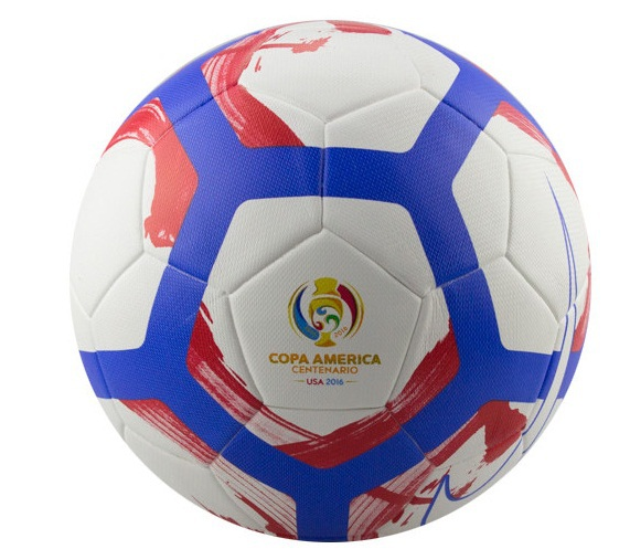 Conheça as bolas oficiais Nike da Copa América Centenário e Libertadores  2016 64931183c5a4f