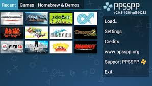 Download PSP Emulator, PPSSPP Gold Apk Pro Version (3D Emulator ISOs)