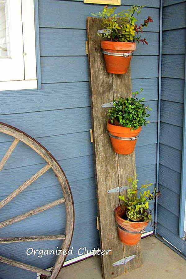 27 Diy Reclaimed Wood Projects For Outdoor Do It
