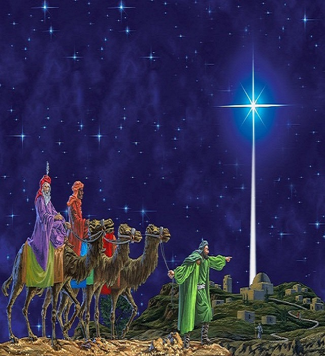 SOLEMNITY OF THE EPIPHANY OF THE LORD - January 6th or 1st Sunday after 1st January