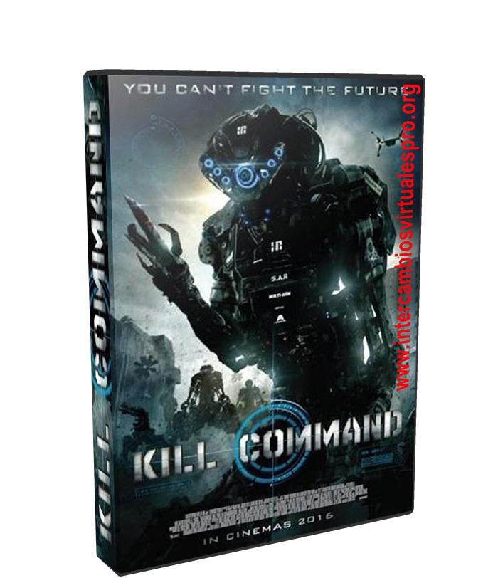 Comando Asesino poster box cover