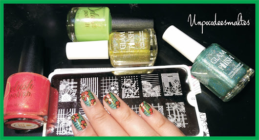 Not wear underwear - Glam Polish y Trend Hunter 02 - Moyou