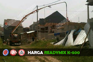 HARGA READYMIX 2017 | K-500