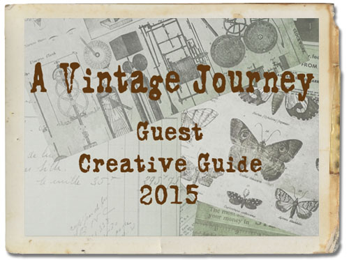 Honoured to be A Guest Creative Guide