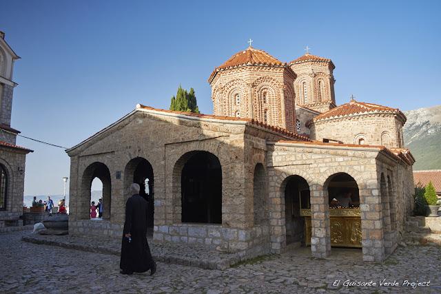 Monasterio Ortodoxo de Sveti Naum - Macedonia por El Guisante Verde Project