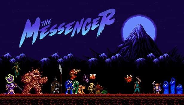 THE MESSENGER-ALI213
