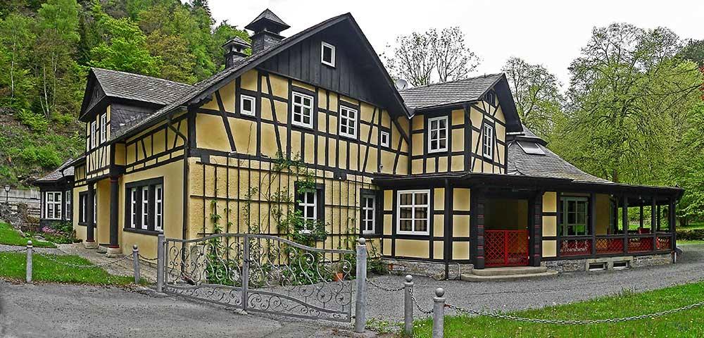 Villa Falkenstein waizebears erinnerungen memories