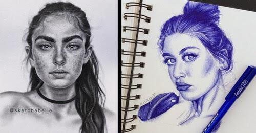 00-Annabel-Portrait-Drawings-www-designstack-co