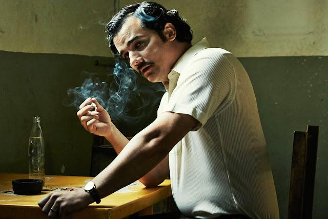 [Conteo] La verdad sobre 'Narcos' según el hijo de Pablo Escobar.