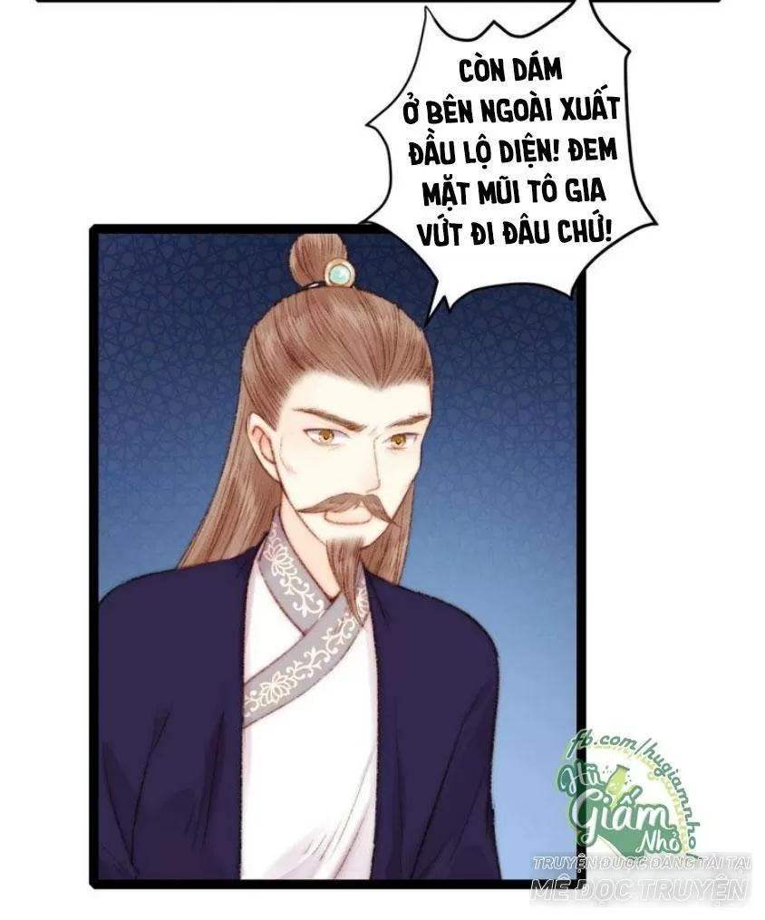 Nàng Phi Cửu Khanh - Thần Y Kiều Nữ chap 57 - Trang 11