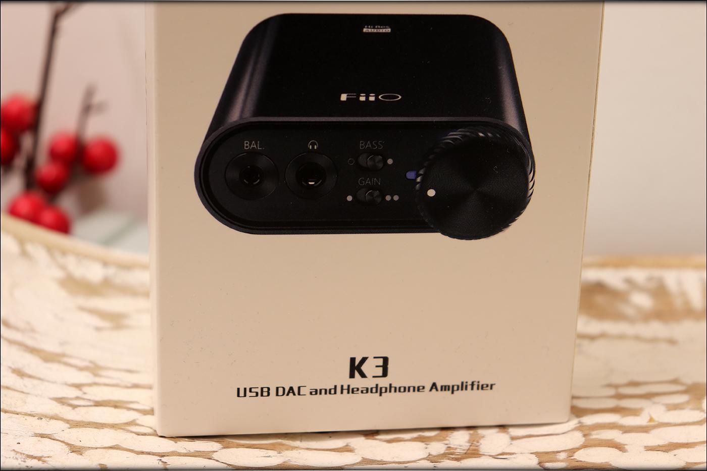 Tiny Boom - FiiO K3 DAC/AMP Review - Audiophile-Heaven